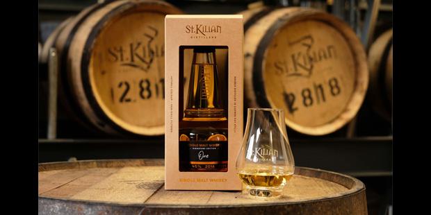 St. Kilian Distillery releases Signature Edition One (German Single Malt Whisky Inaugural Release News)