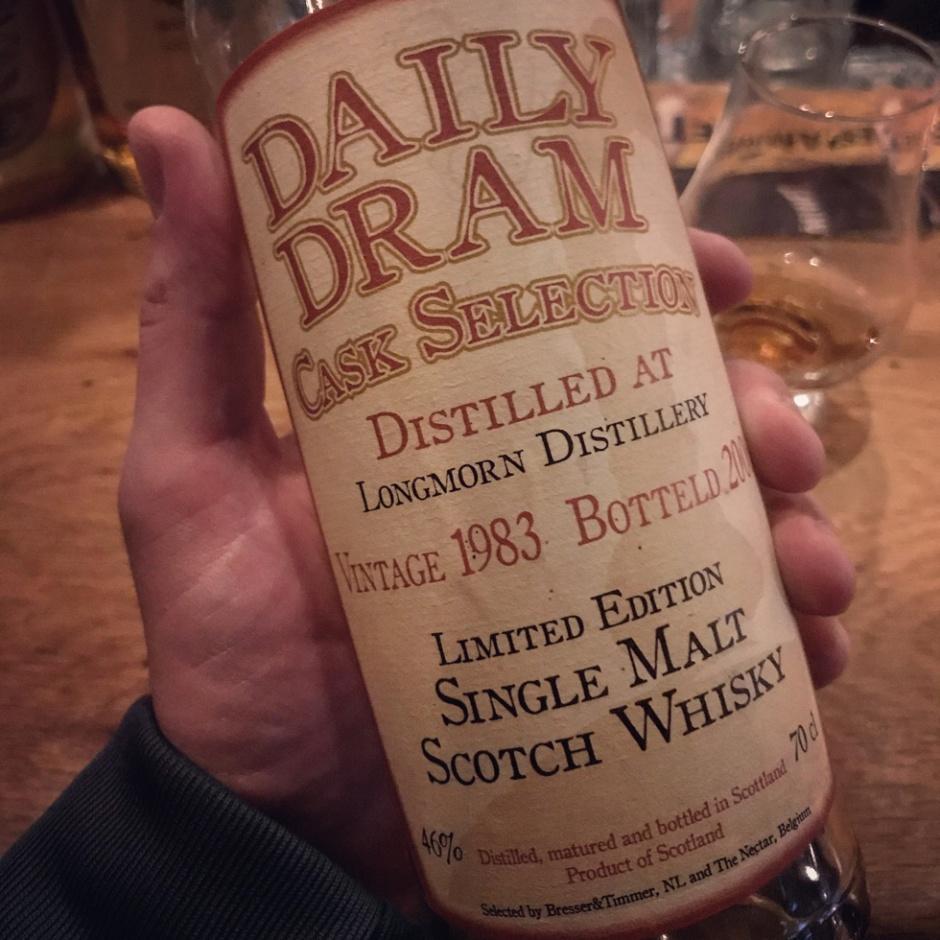Whisky Cafe L&B in Amsterdam (Single Malt Scotch Whiskey Bourbon Dramming Afterwork Bar)