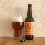 Summer Wit Barrel Aged by Überquell (Bulleit Bourbon Craft Beer Hamburg St. Pauli Micro Brewery Tasting Notes)