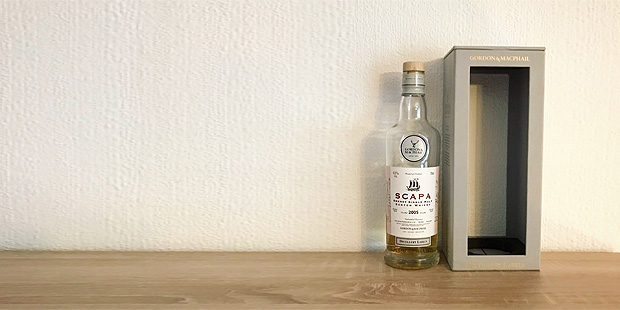 Scapa 14yo by Gordon & MacPhail (Single Malt Orkney Islands Scotch Whisky Independent Bottling Tasting Notes)