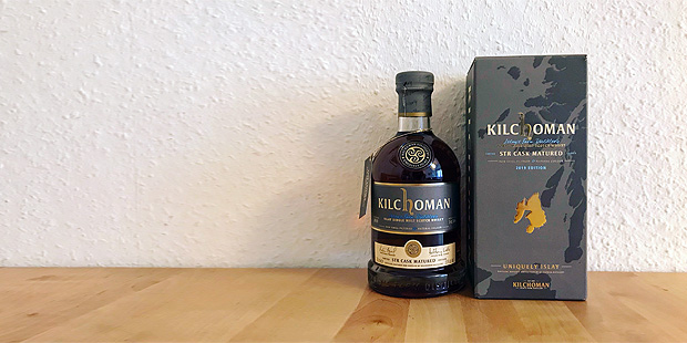 Kilchoman STR Cask Matured (Peated Islay Single Malt Scotch Whisky Tasting Notes BarleyMania)