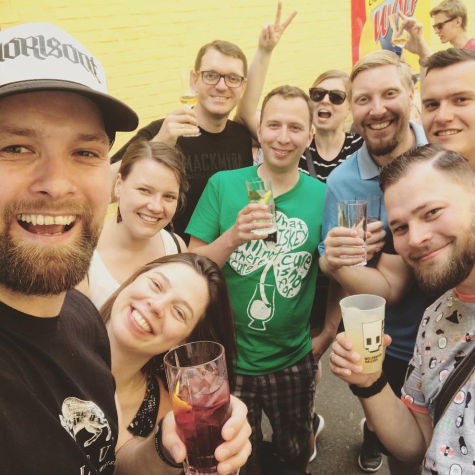 Summer Fest 2019 at Getränke-Paradies Wolf in Hamburg, Sternschanze (Spirituosen Whisky Bourbon Gin Korn Vermouth Drinks Event )