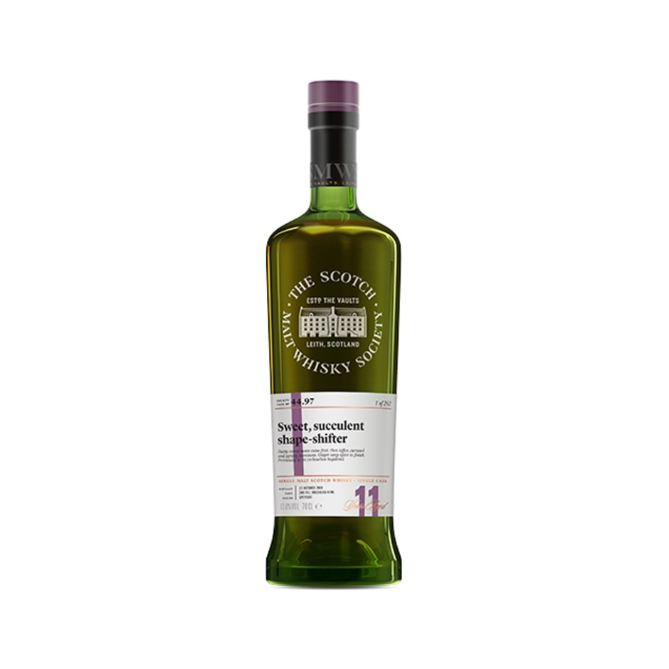 Craigellachie 11yo by The SMWS (Single Malt Scotch Whisky Society Speyside Cask Tasting Notes BarleyMania)