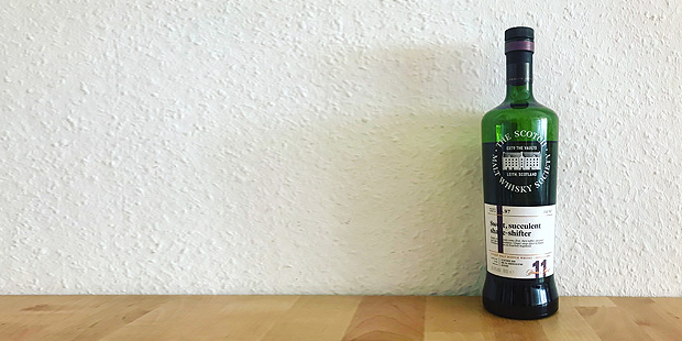 Craigellachie 11yo by The SMWS (Single Malt Scotch Whisky Society Speyside Cask Tasting Notes BarleyMania)