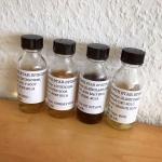 4x Single Malt Scotch Whisky by North Star Spirits (Indepdendent Bottler Auchroisk Inchgower Glenglassaugh Glenturret Tasting Notes)
