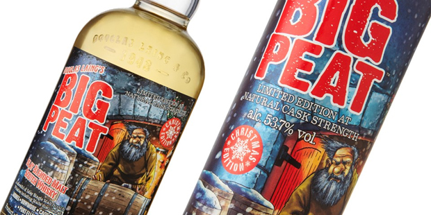 Big Peat Christmas Edition 2019 (Remarkable Malts Blended Islay Whisky Peated Xmas News)