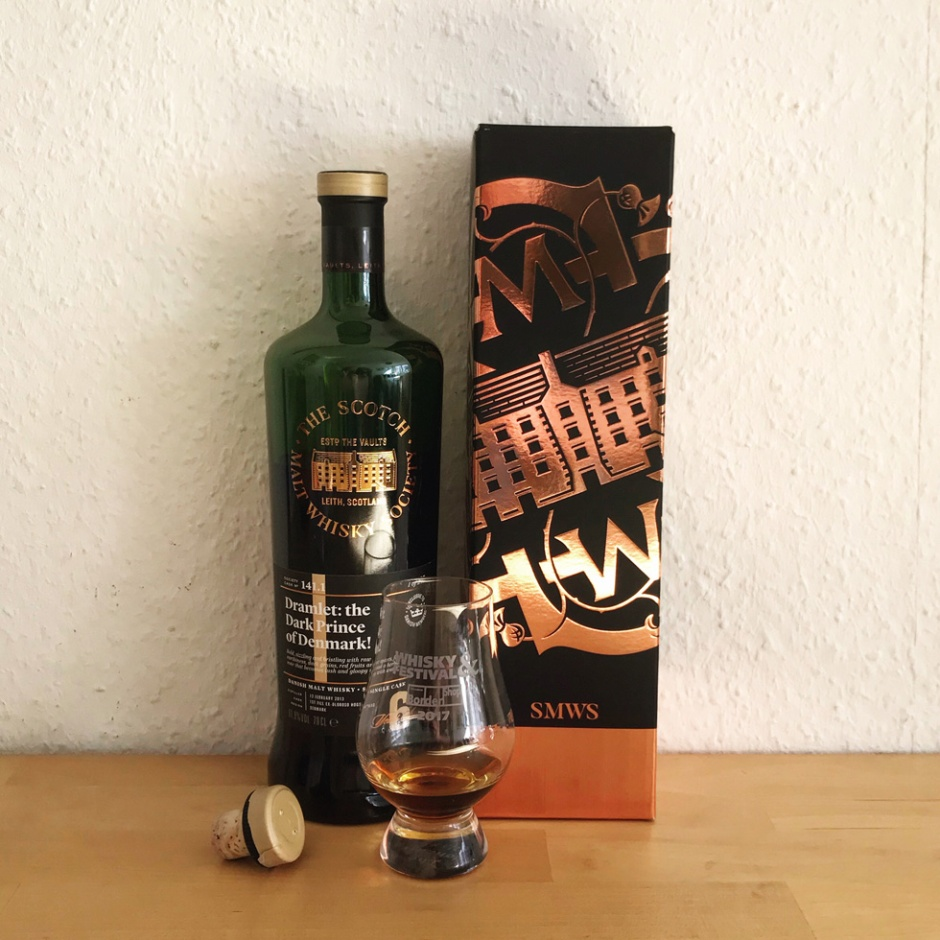 Fary Lochan 6yo by The Scotch Malt Whisky Society (Single Cask Danish Sherry Dram Tasting Notes)