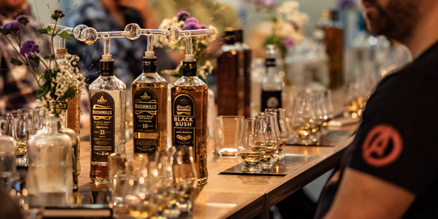 """Bushmills X Nord Coast"" Event in Hamburg (Craft Irish Whiskey Coffee Roastery Tasting Masterclass) - Provided by MuthKomm"