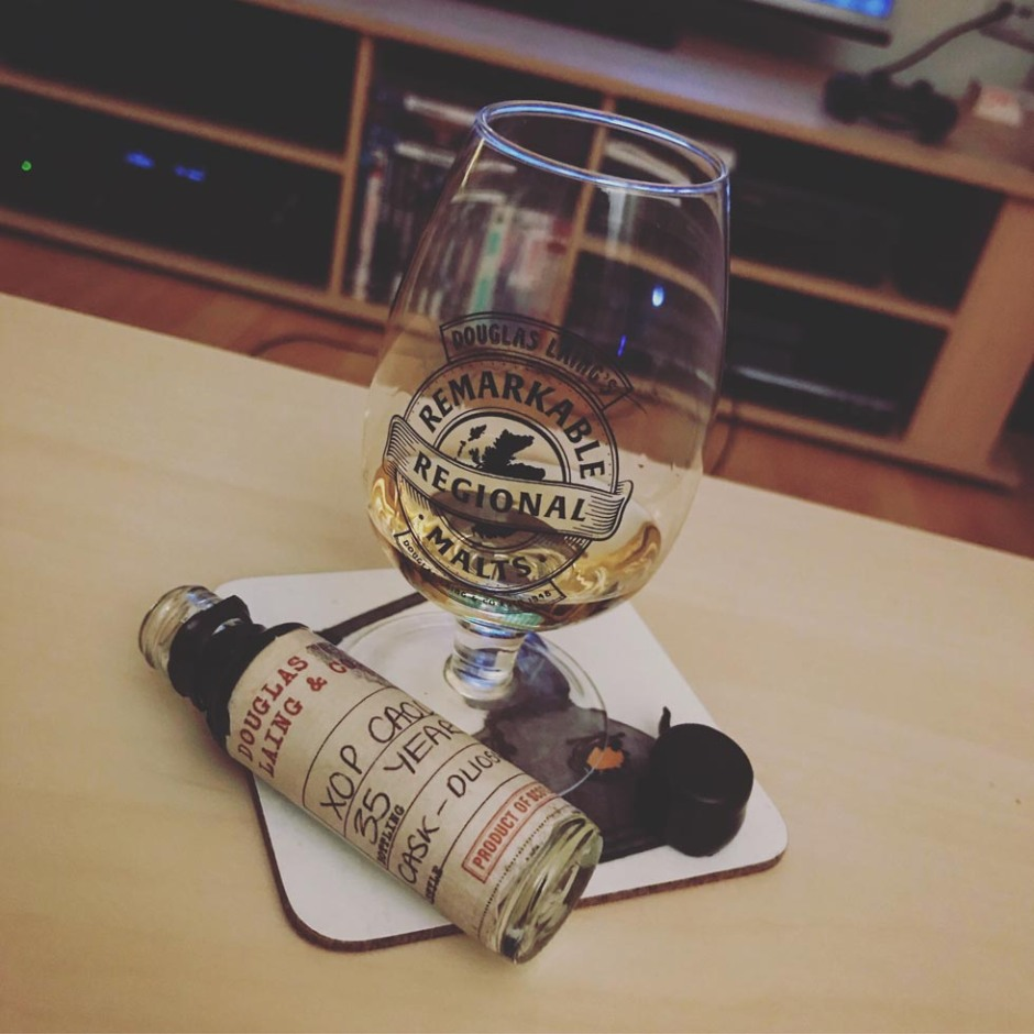Maritime Drams by Douglas Laing (Single Malt Cask Scotch Whisky Islay Skye Orkney Tasting Notes)