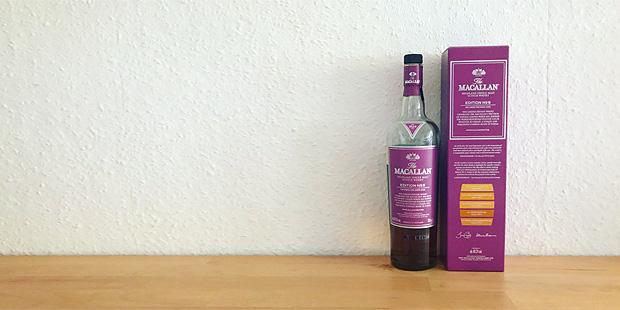 The Macallan Edition No 5 (Single Malt Speyside Scotch Whisky Tasting Notes BarleyMania)