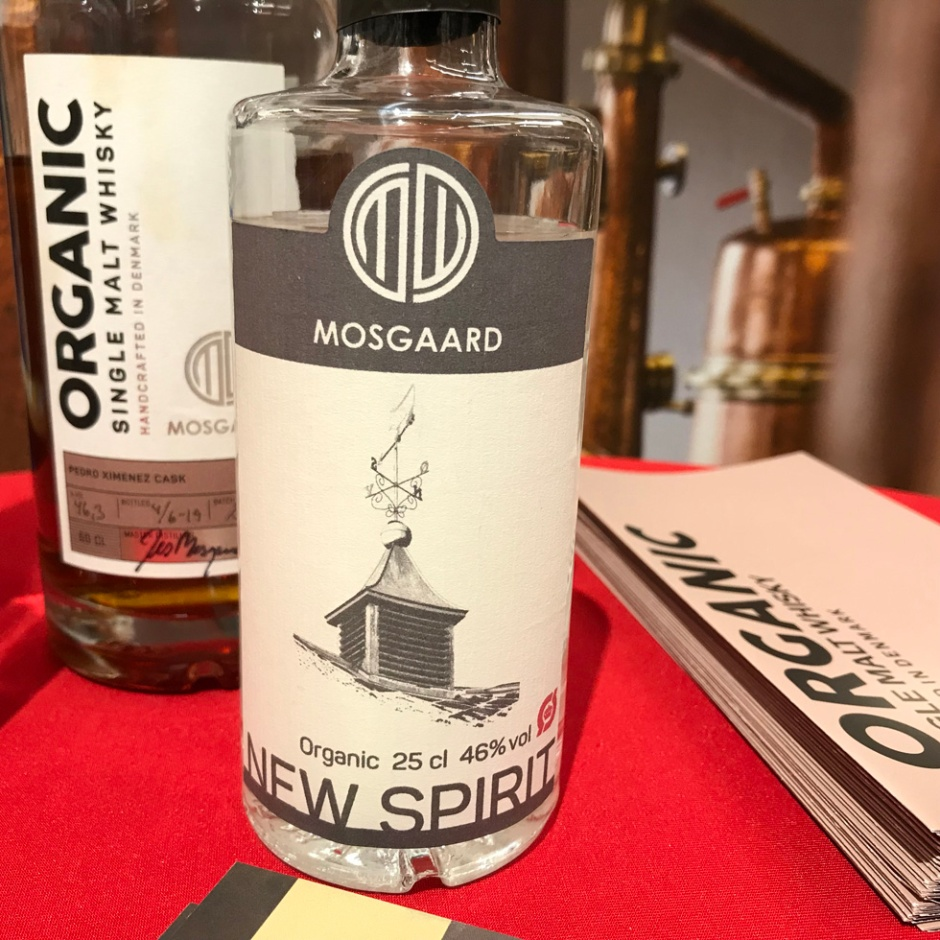 Mosgaard Whisky from Denmark (Organic Dansk Single Malt Tasting Notes Dram Event BarleyMania)