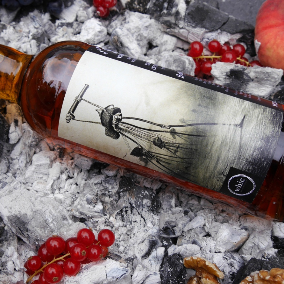 """Ballechin 12yo """"War of the Peat"""" by Whic (Single Malt Scotch Whisky Peated Highlands Edradour Notes)"""