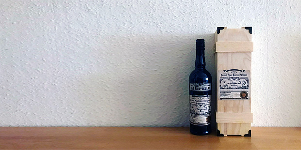 Auchentoshan 22yo Single Cask by Douglas Laing (Halloween Malt Whisky Lowlands Tasting Notes)