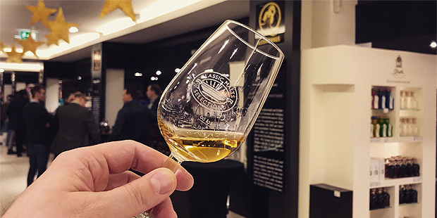 Whisky Week 2019 at Alsterhaus in Hamburg (Single Malt Scotch Dram Tasting Event)