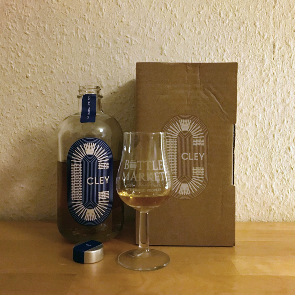 Cley Distillery in Rotterdam (Craft Dutch Single Malt Whisky Cask Strength)