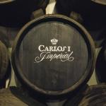 Carlos I Brandy de Jerez (Osborne Sherry Weinbrand Herr Lutz Brand Ambassador Interview)