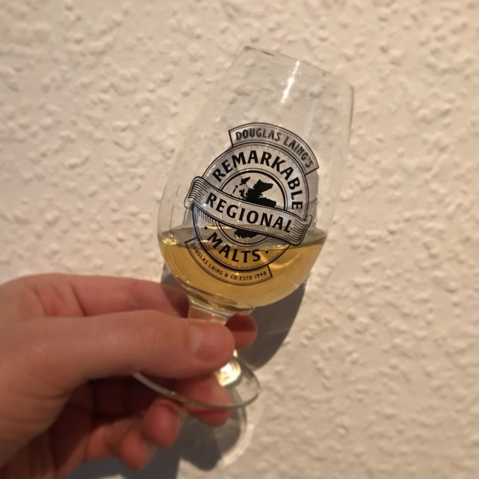 Remarkable Regional Malts with a Twist by Douglas Laing (Blended Malt Scotch Whisky Tasting Notes Blog)