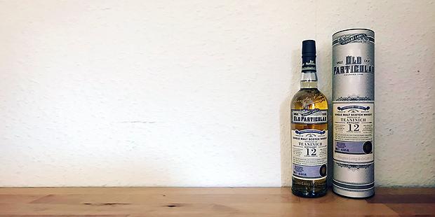 Teaninich 12yo Old Particular by Douglas Laing (Single Malt Cask Hightlands Scotch Whisky Tasting Notes Blog)