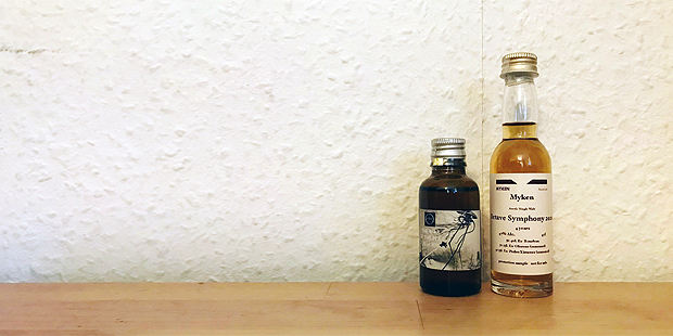 Single Malt Scotch Scandinavian Whisky by Myken and Bunnahabhain (Whic Peat Islay Norway Blog Tasting Notes)