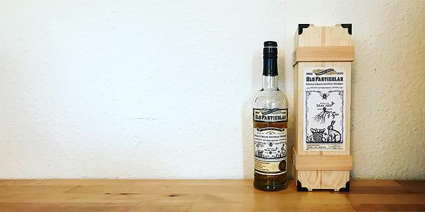 Invergordon 22yo Old Particular Easter Edition (Single Grain Scotch Whisky Cask Douglas Laing Blog Tasting Notes)
