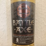 Battle Axe by The SMWS (Blended Malt Scotch Whisky Society Bottle Tasting Notes)
