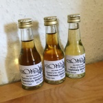 3x Exclusive Indie Bottling by DeinWhisky.de with Claxton's and Malts of Scotland (Tobermory Laphroaig Single Cask Scotch Whisky)