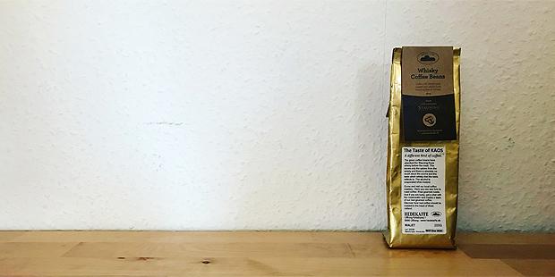 Hedekaffe Stauning Kaos Whisky Coffee (Denmark Tasting Notes Blog)