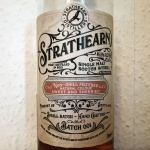 Strathearn Batch 001 by Douglas Laing (Single Malt Highlands Scotch Whisky Sherry Blog Tasting Notes)