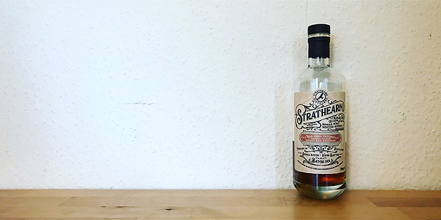 Strathearn Batch 001 by Douglas Laing (Single Malt Highlands Scotch Whisky Sherry Blog Tasting Notes)