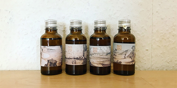 4x Landscape of Taste Whisky by Whic.de (Single Malt Cask Blog Tasting Notes BarleyMania)