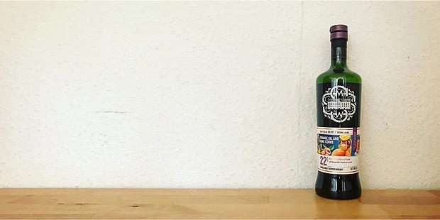 Benrinnes 22yo by The SMWS (Single Malt Scotch Whisky Speyside Festival 2020 Tasting Notes)
