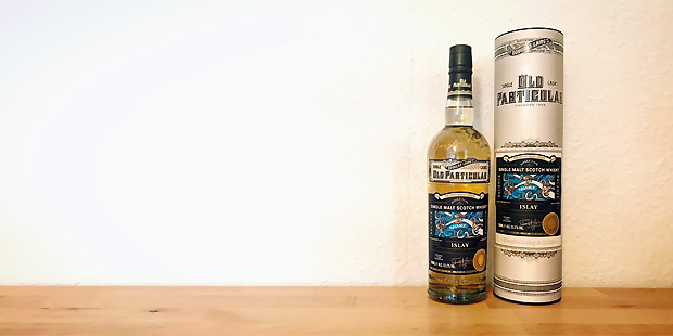 Balance Islay 14yo by Old Particular - The Spiritualist Series (Single Malt Scotch Whisky Peated BarleyMania)