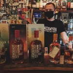 Mackmyra Jaktlycka Launch Tasting at Christiansen's in Hamburg (Sweden Single Malt Whisky Event BarleyMania)
