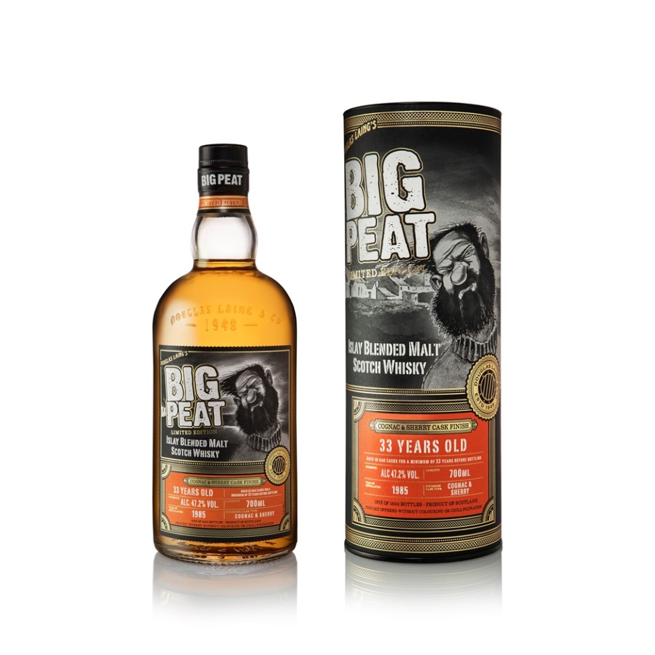 3x Scotch Whisky by Whic, SMWS & Douglas Laing (Glenrothes Inchmurrin Big Peat Speyside Islay Hightlands Malt Notes)