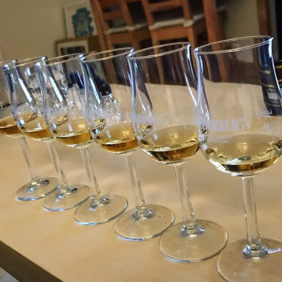 Ledaig Cuvee Tasting with Kirsch Whisky & Whisky-Helden (Online Single Malt Scotch Dram Event Signatory Tobermory)