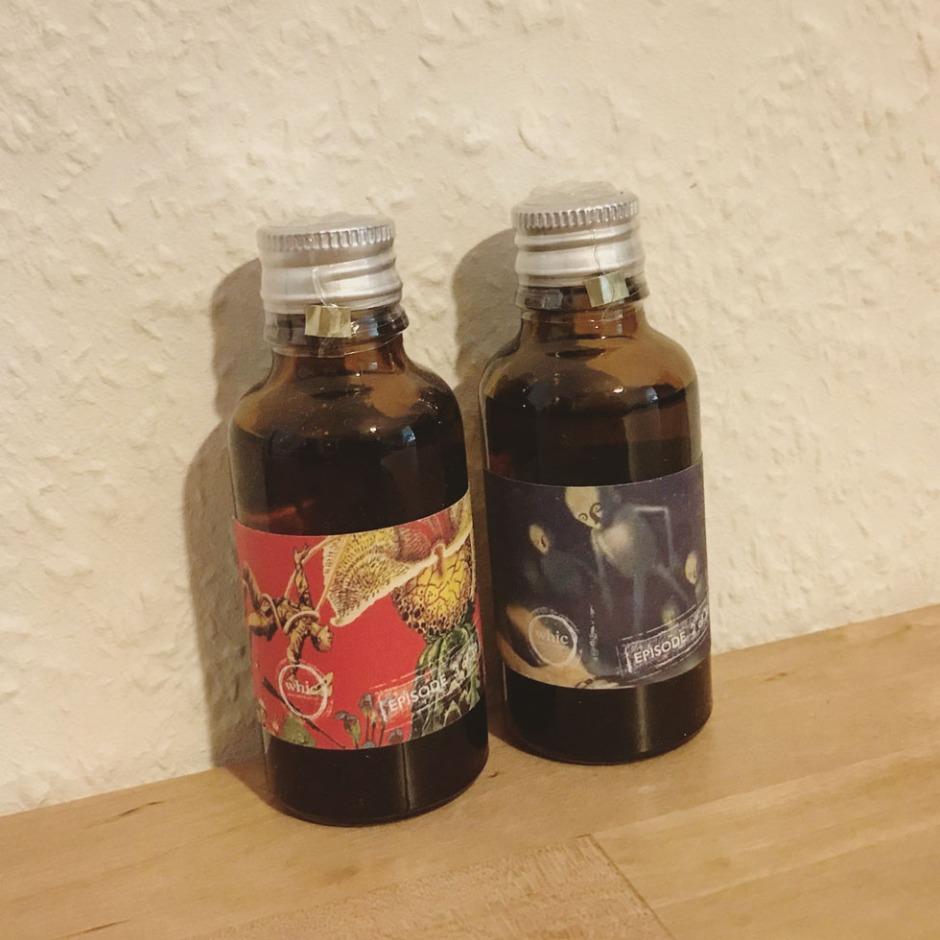 Amazing Whiskies by Whic - Inchgower 21yo & Glenlivet 12yo (Single Malt Speyside Scotch Whisky Sherry Tasting Notes Blog BarleyMania)