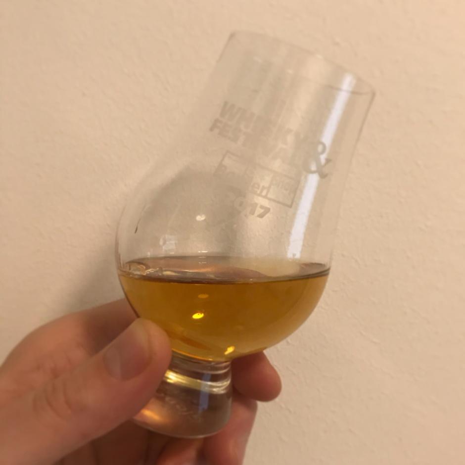 Caol Ila 11yo Single Cask with Rum Finish by A Dream Of Scotland (Islay Malt Whisky Tasting Notes BarleyMania)