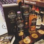 Bushmills Irish Whiskey Open Tasting at Alsterhaus in Hamburg (10yo Cognac Cask 28yo Malaga Causeway Collection)