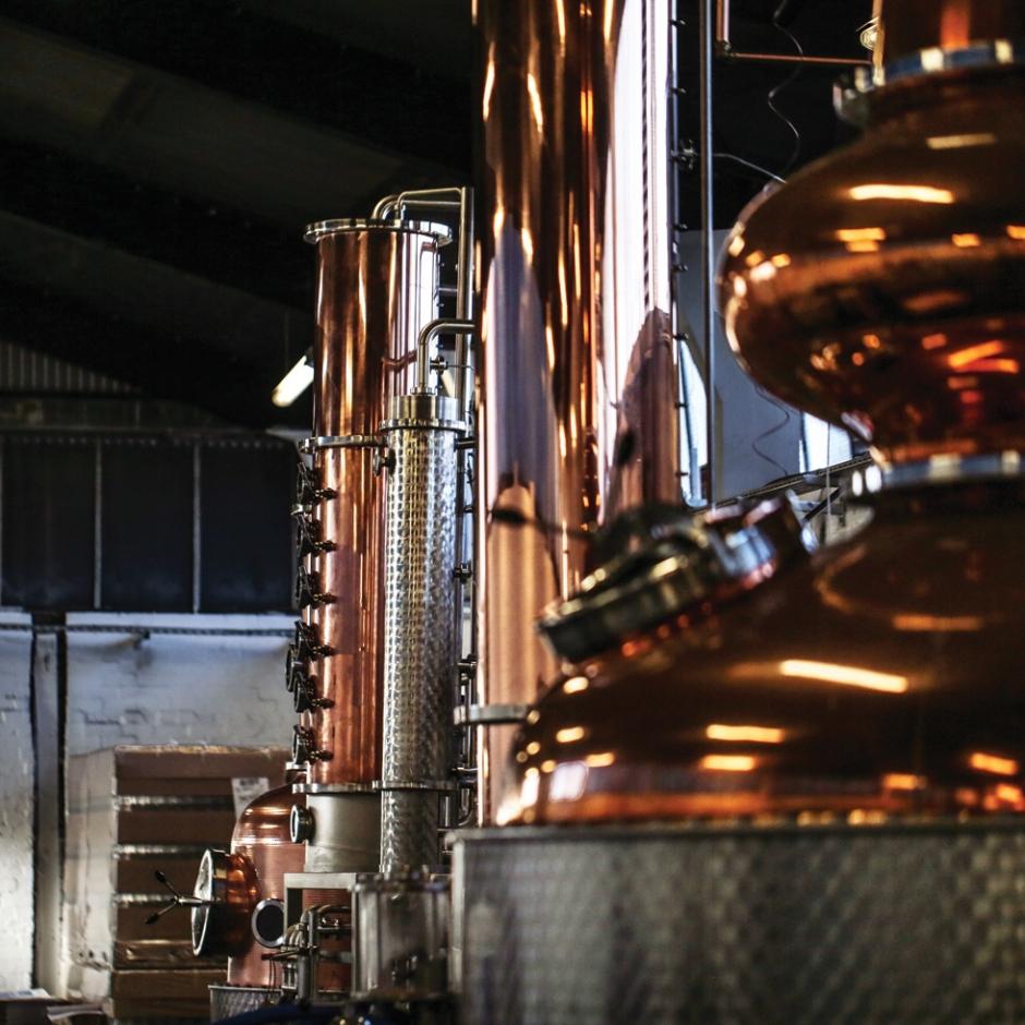 Glasgow Distillery 1770 Whisky (Lowlands Single Malt Cask Kirsch Import Talk Interview)