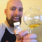 3x MacNair's Lum Reek Peated Single Malt Scotch Whisky (The GlenAllachie Blog Tasting Notes BarleyMania)