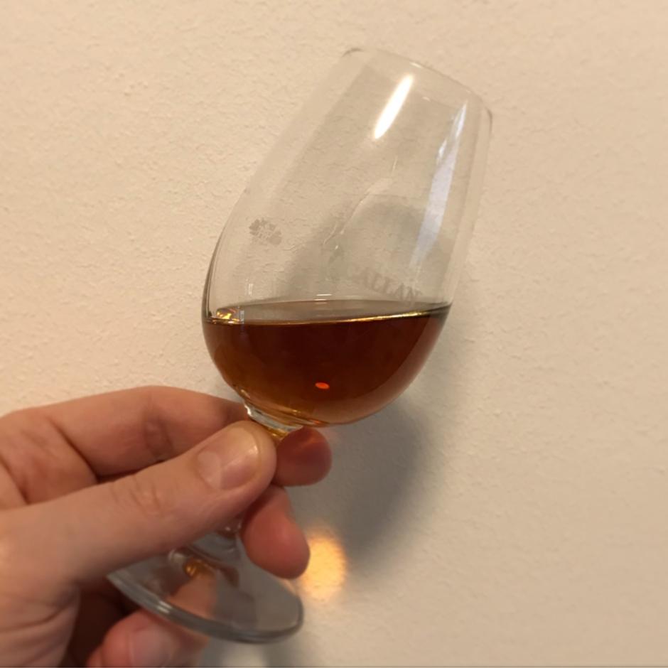 Secret Speyside 12yo by Weinquelle's Whisky Choice (Single Malt Scotch PX Sherry Hogshead Tasting Notes Blog BarleyMania)