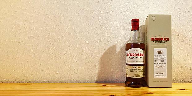 Benromach 12yo Sherry Cask for Germany (Speyside Malt Scotch Whisky Tasting Notes Blog BarleyMania)