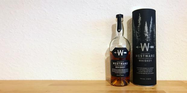 Westward American Single Malt Whisky (Kirsch Import Craft Beer Tasting Notes Blog)