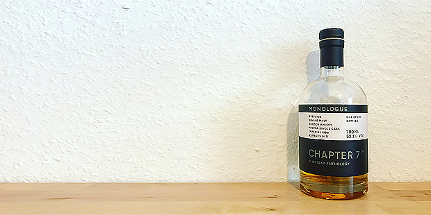 Imperial 22yo by Chapter 7 (Single Malt Scotch Whisky Speyside Ghost Distillery Blog Tasting Notes BarleyMania)