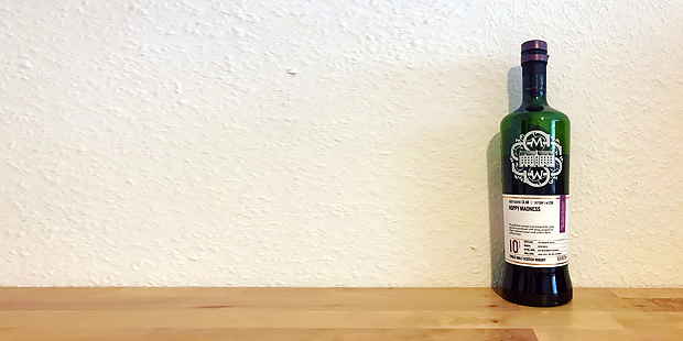 Benriach 10yo by The SMWS (Single Malt Scotch Whisky Speyside Craft Beer Cask Tasting Notes Blog)