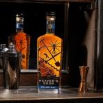 Heaven's Door Double Barrel American Whiskey (Bob Dylan Dram Blog Tasting Notes BarleyMania)