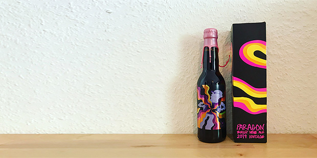 Lervig Paragon 2019 Vintage (Bourbon Barrel Aged Barley Wine Craft Beer Tasting Notes BarleyMania)