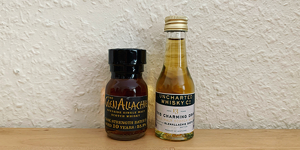 2 Single Malt Scotch Whisky Cask Strenth Releases by The GlenAllachie (The Uncharted Speyside Blog Tasting Notes)