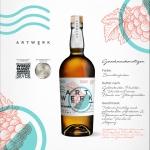 Artwerk Bio Brandy (Organic Sustainable Weinbrand Germany Tasting Notes)