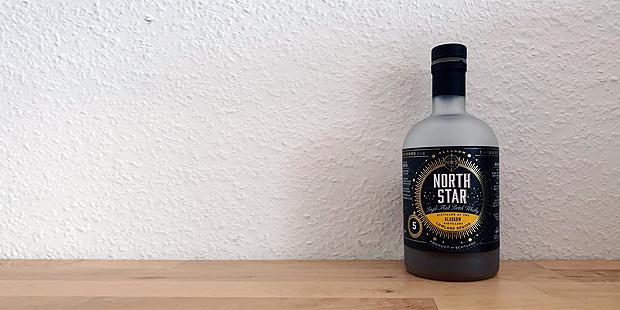 Glasgow Distillery 5yo Oloroso Sherry Finish by North Star Spirits (Single Malt Scotch Malt Whisky Lowlands Tasting Notes Blog)
